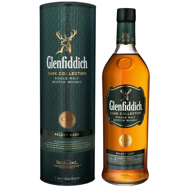 Glenfiddich Select Cask 100cl
