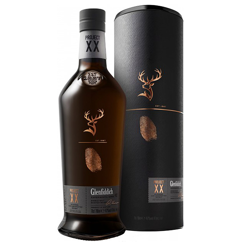 Glenfiddich Experimental Series Project XX 70cl
