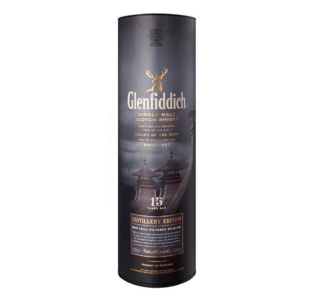 Glenfiddich Distillery Edition 15 ani 70cl