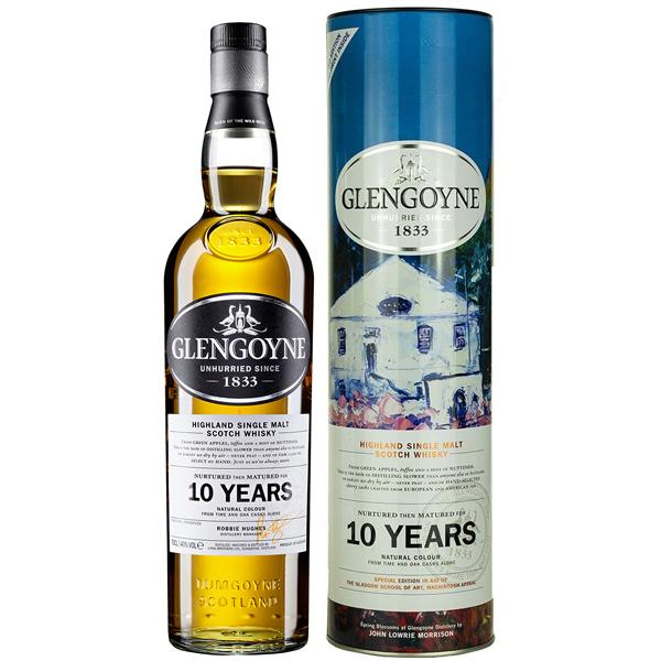 Glengoyne 10 ani 70cl
