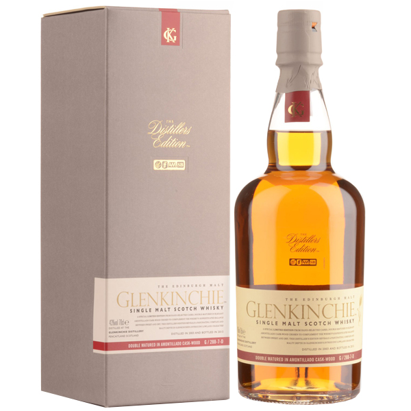 Glenkinchie Distillers Edition 70cl