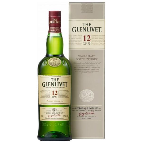 Glenlivet 12 ani 70cl