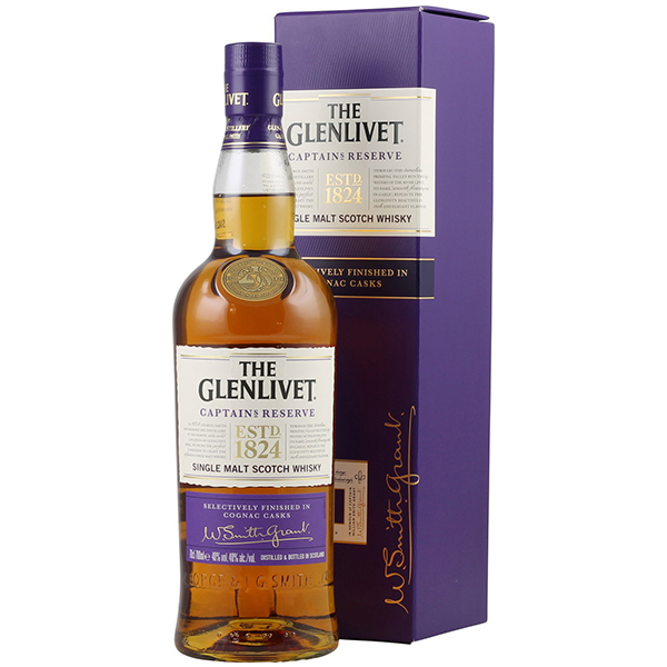 Glenlivet Captains Reserve 70cl