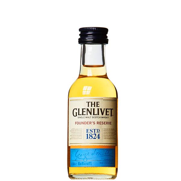 Glenlivet Founder's Reserve 5cl