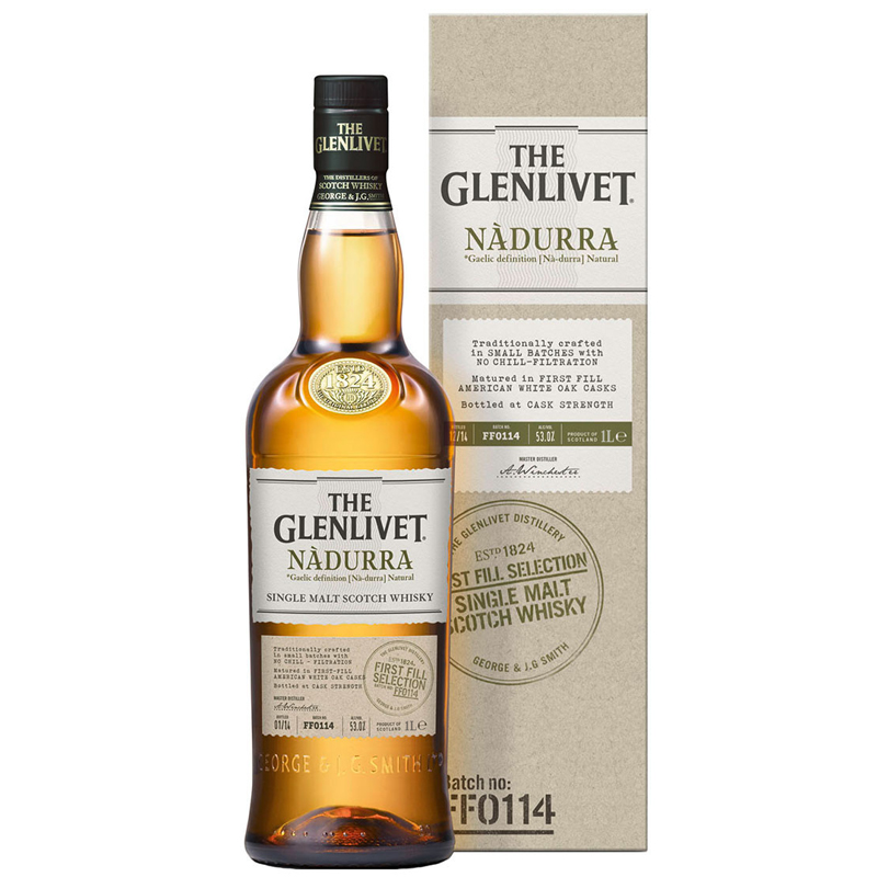 Glenlivet Nadurra First Fill Selection 100cl