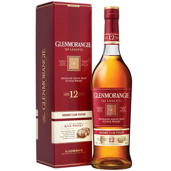 Glenmorangie Lasanta 12 ani 70cl