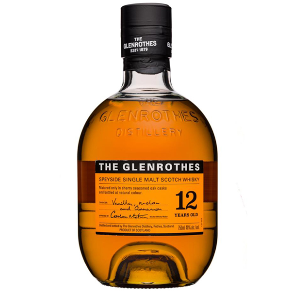 Glenrothes 12 ani 70cl