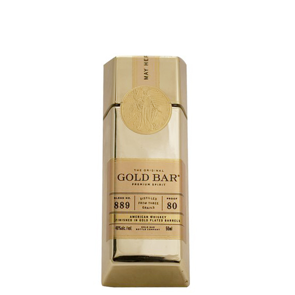 Gold Bar Whisky 5cl