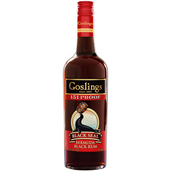 Goslings 151 Proof 70cl