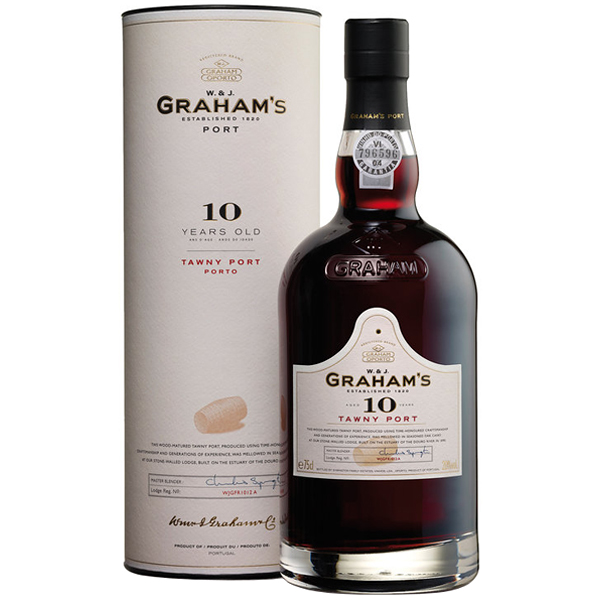 Graham's Tawny Port 10 ani 75cl