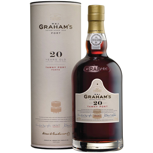 Graham's Tawny Port 20 ani 75cl