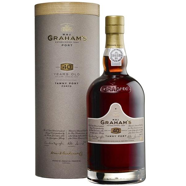 Graham's Tawny Port 40 ani 70cl