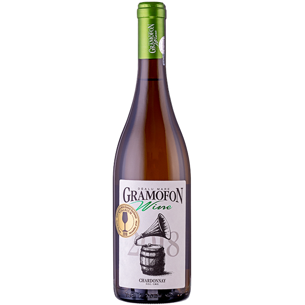 Gramofon Wine Chardonnay  75cl