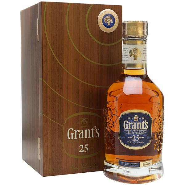 Grant's 25 ani 70cl