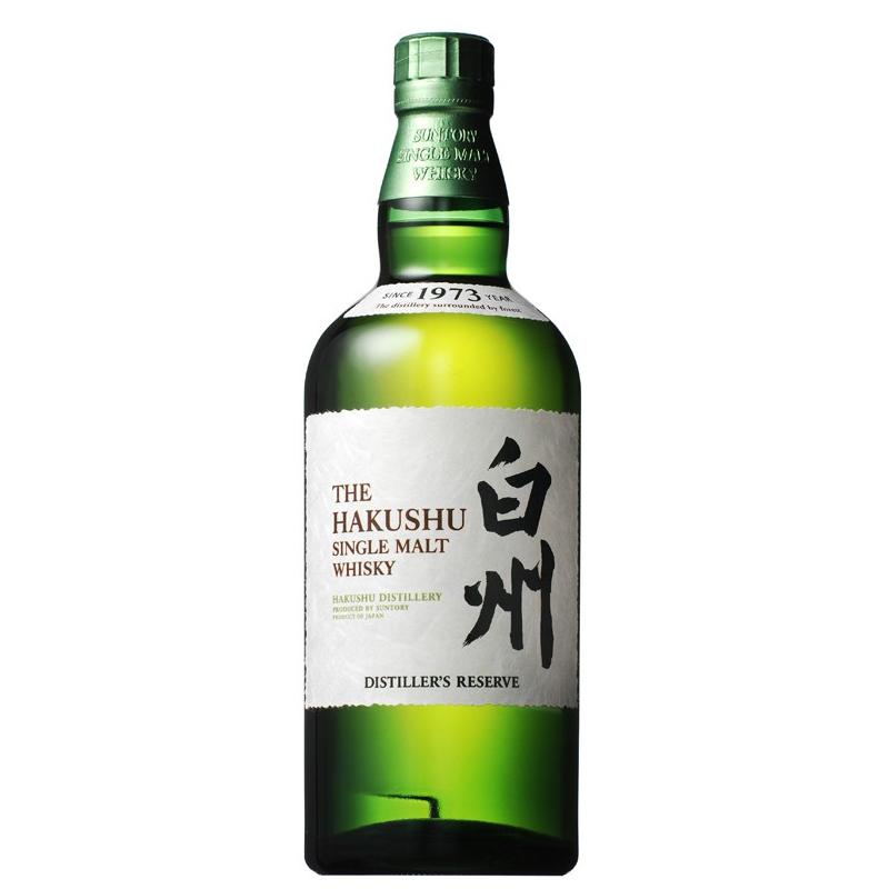 The Hakushu Distiller's Reserve 70cl