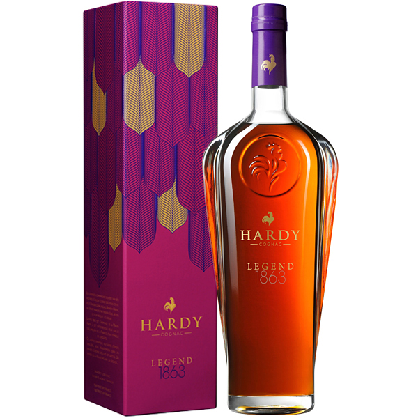 Hardy Legend 1863 70cl