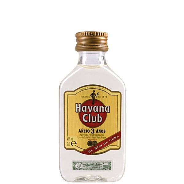 Havana Club 3 ani 5cl