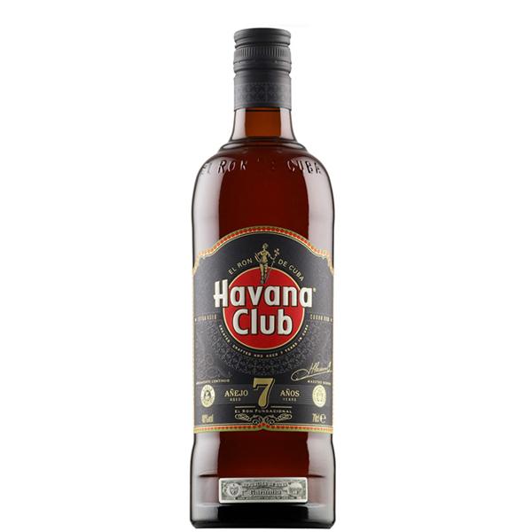 Havana Club 7 ani 70cl