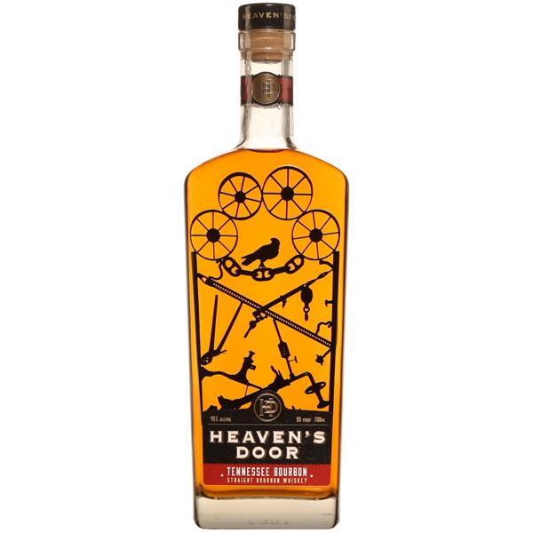 Heaven's Door Tennessee Bourbon 70cl