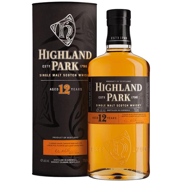 Highland Park 12 ani 70cl