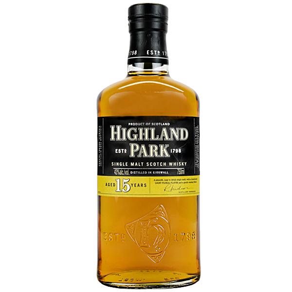 Highland Park 15 ani 70cl