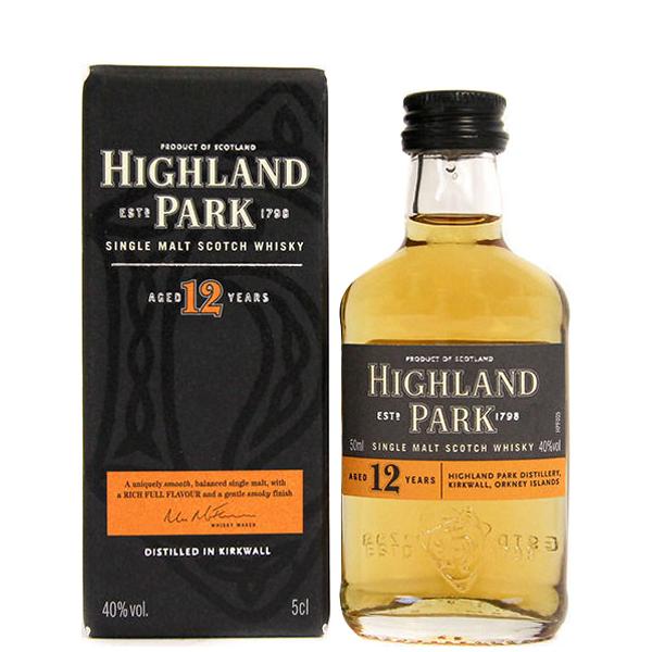 Highland Park 12 ani 5cl