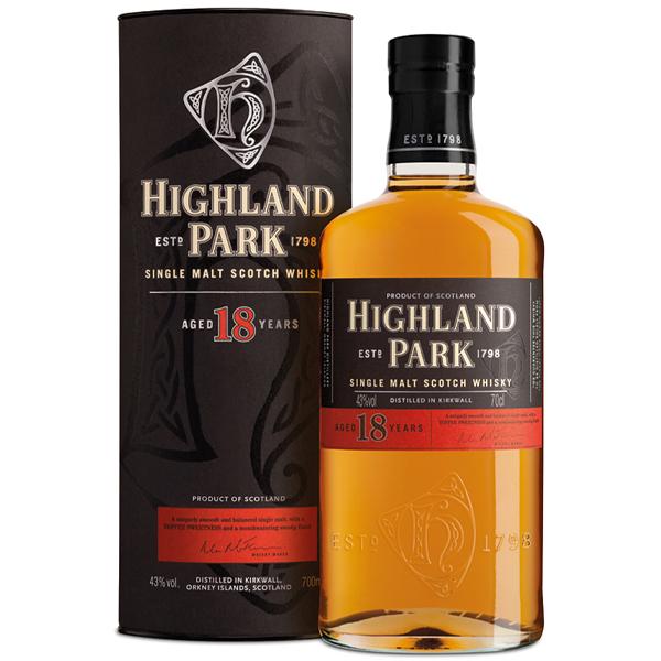 Highland Park 18 ani 70cl