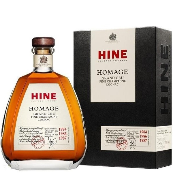 Hine Homage Fine Champagne 70cl