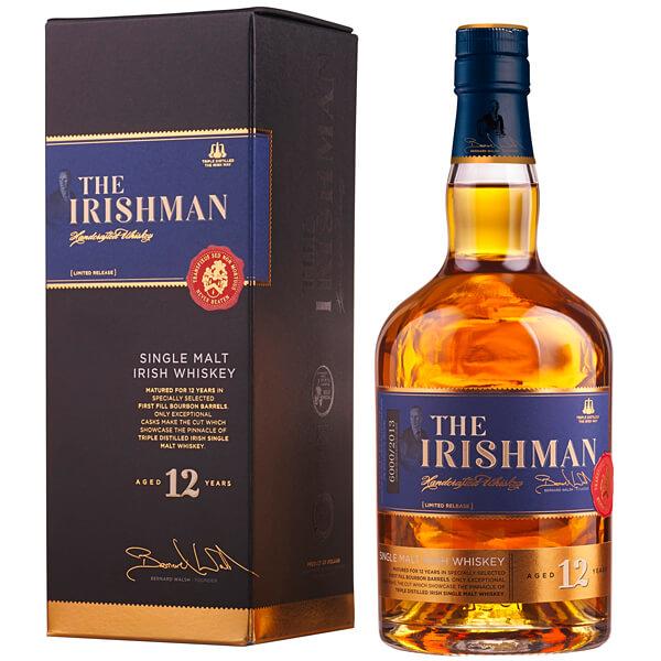 The Irishman 12 ani 70cl