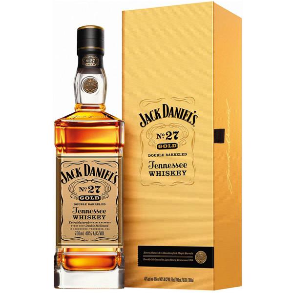Jack Daniel's No.27 Gold 70cl