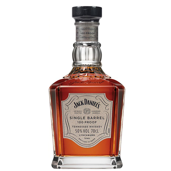 Jack Daniel's Single Barrel 100 Proof 70cl
