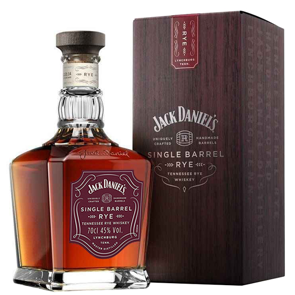 Jack Daniel's Single Barrel Rye 70cl