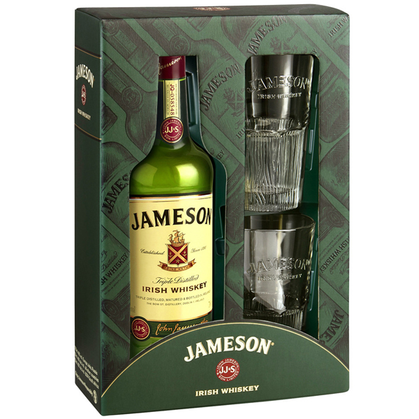 Jameson Gift Box 70cl