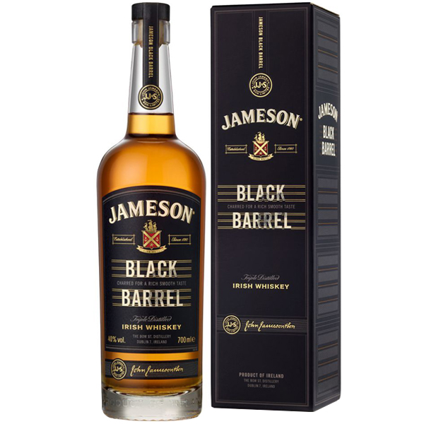 Jameson Black Barrel 70cl