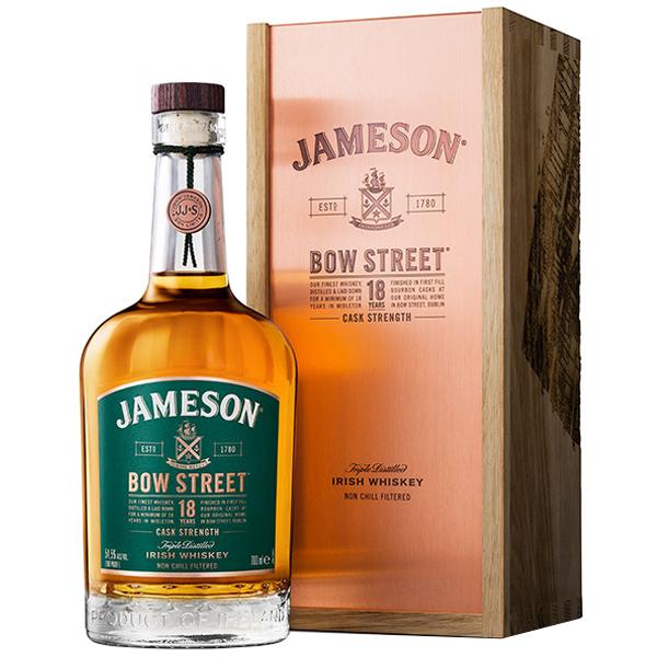 Jameson Bow Street 18 ani 70cl