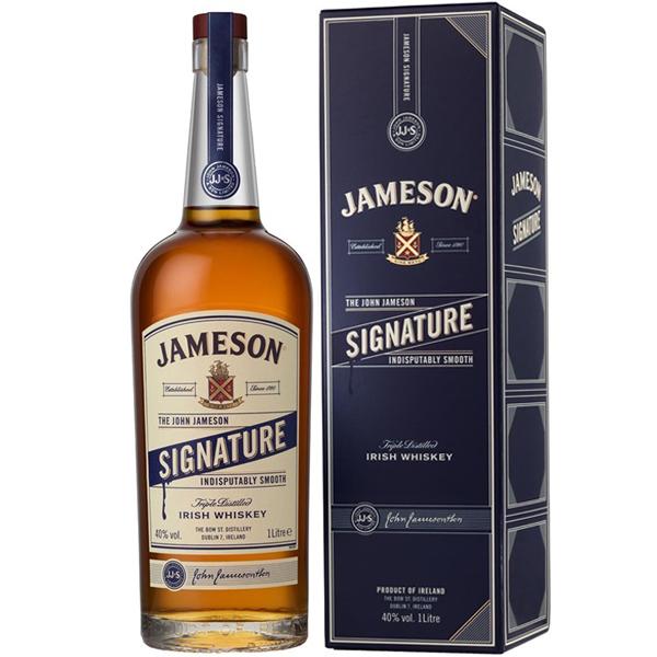 Jameson Signature 100cl