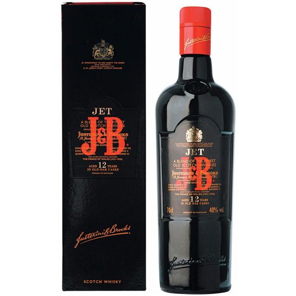 J&B Jet 12 ani 70cl