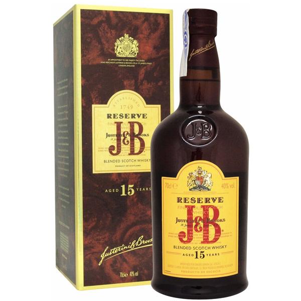 J&B Rare Reserve 15 ani 70cl