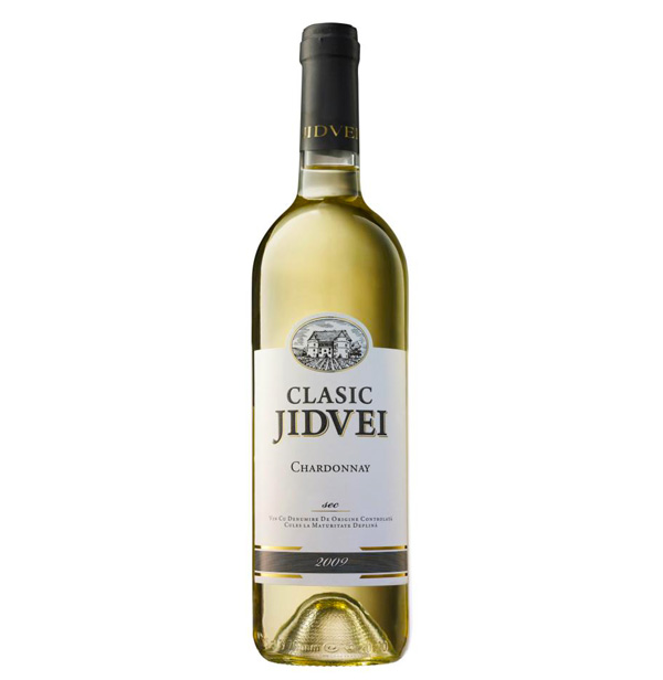 Jidvei Clasic Chardonnay 75cl