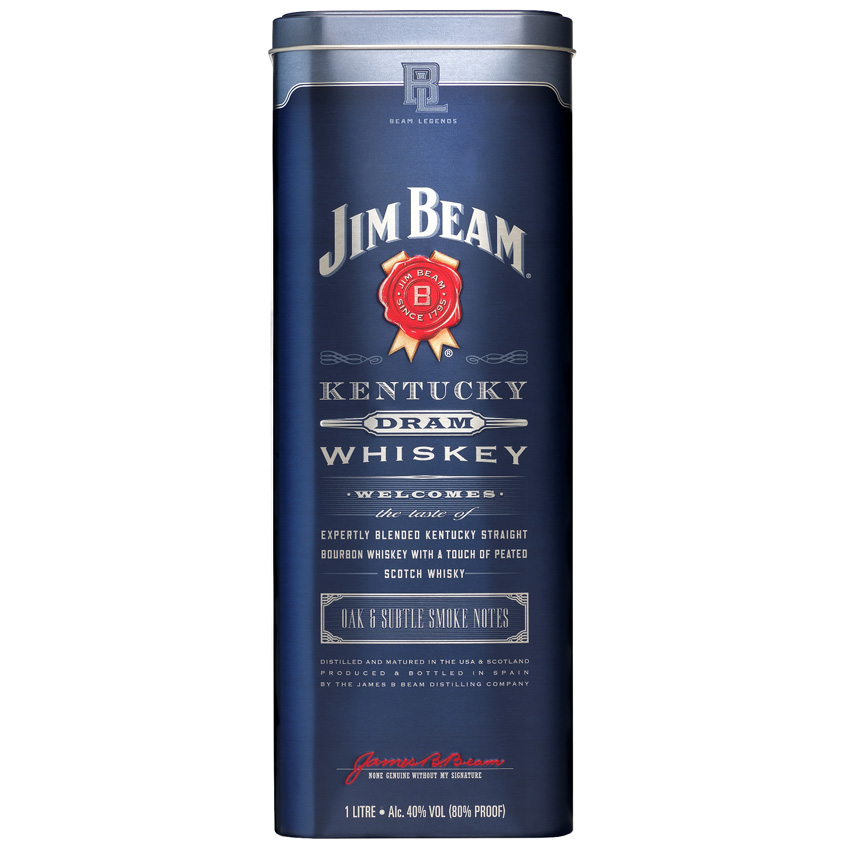 Jim Beam Dram 100cl