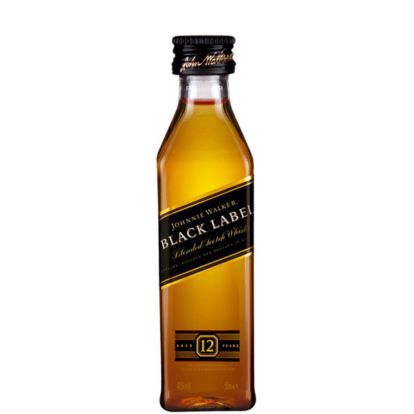 Johnnie Walker Black Label 5cl