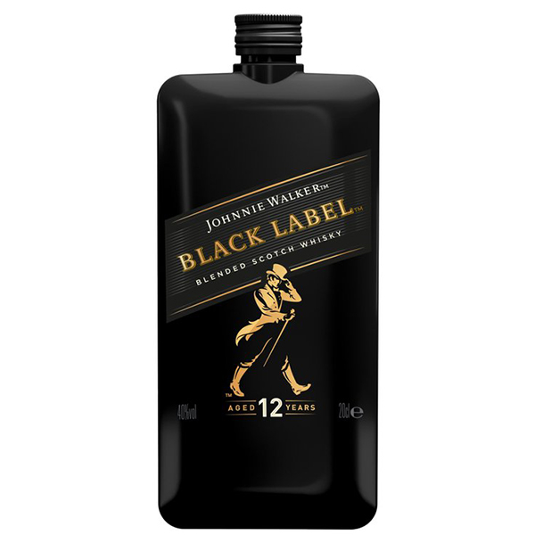 Johnnie Walker Black Label Pocket 20cl