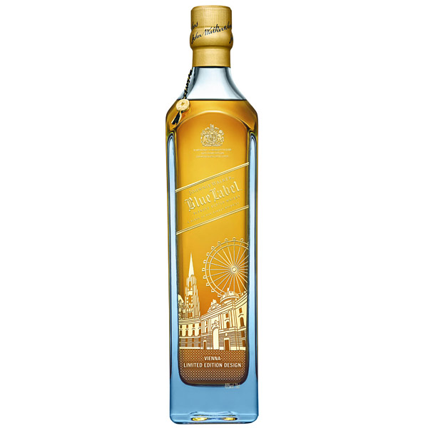 Johnnie Walker Blue Label Vienna Edition 70cl