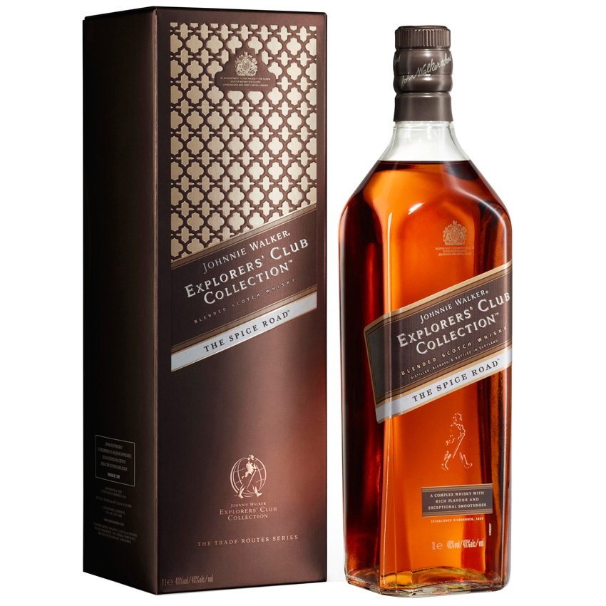 Johnnie Walker The Spice Road 100cl