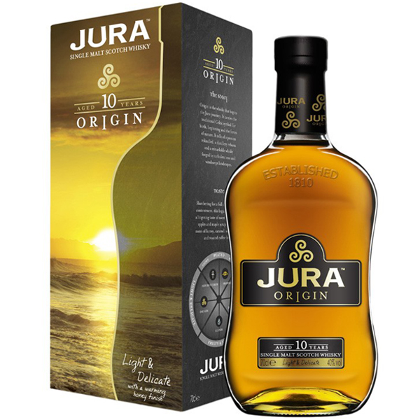 Jura Origin 10 ani 70cl