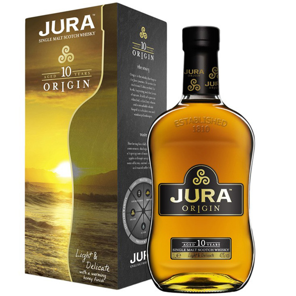 Jura Origin 10 ani 100cl