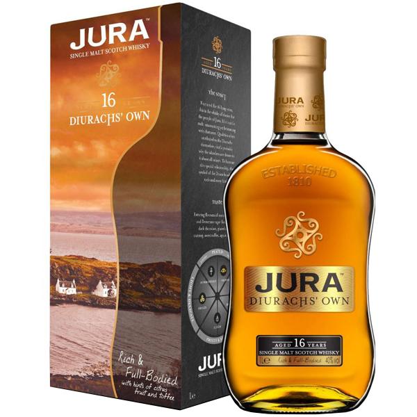 Jura Diurachs' Own 16 ani 100cl