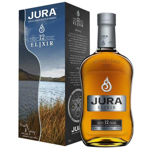 Jura Elixir 12 ani 70cl