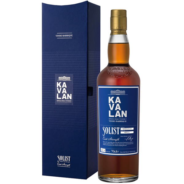 Kavalan Solist Vihno Barrique 70cl