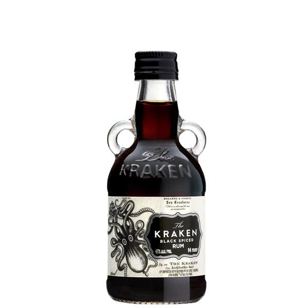 Kraken Black Spiced Rum 5cl